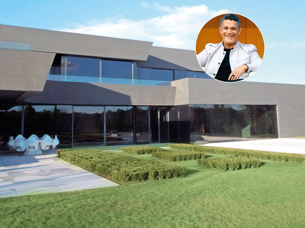Alejandro Sanz Vende Su Casa A Hazard La Nueva Estrella Del Real Madrid