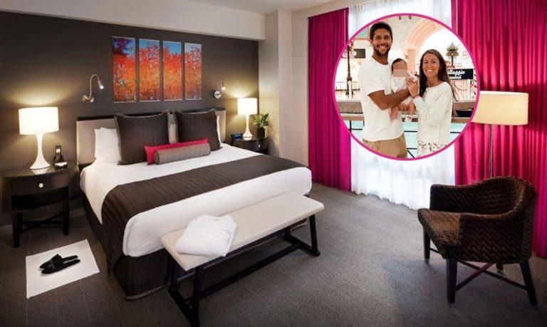 El lujoso hotel en el que se alojan Ana Boyer y Fernando Verdasco en Nueva York