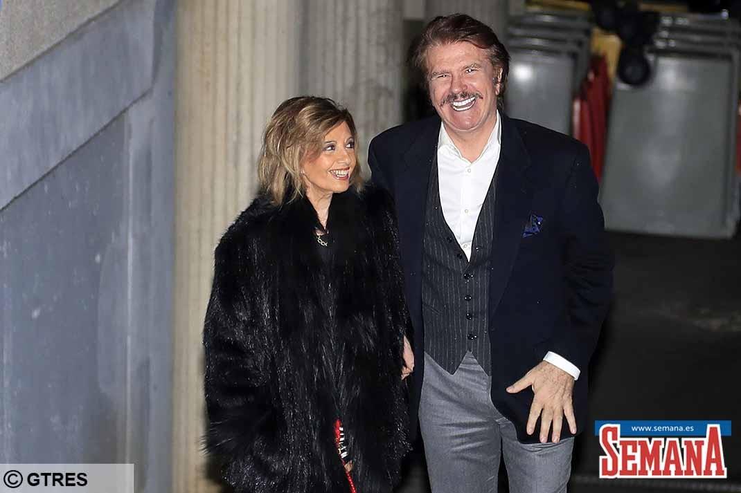 María Teresa Campos y Edmundo se reencuentran en Málaga