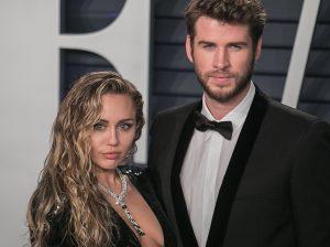 Miley Cyrus y Liam Hemsworth se separan ocho meses después de su boda
