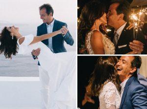 El romántico mensaje de María José Suárez a su marido en su primer aniversario de boda