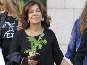 La madre de Elena Tablada declara, de nuevo, la guerra a David Bisbal