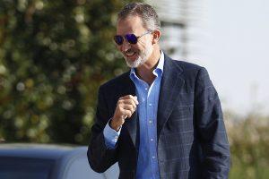 La escapada de 'soltero' de Felipe VI a Mallorca sin la Reina Letizia