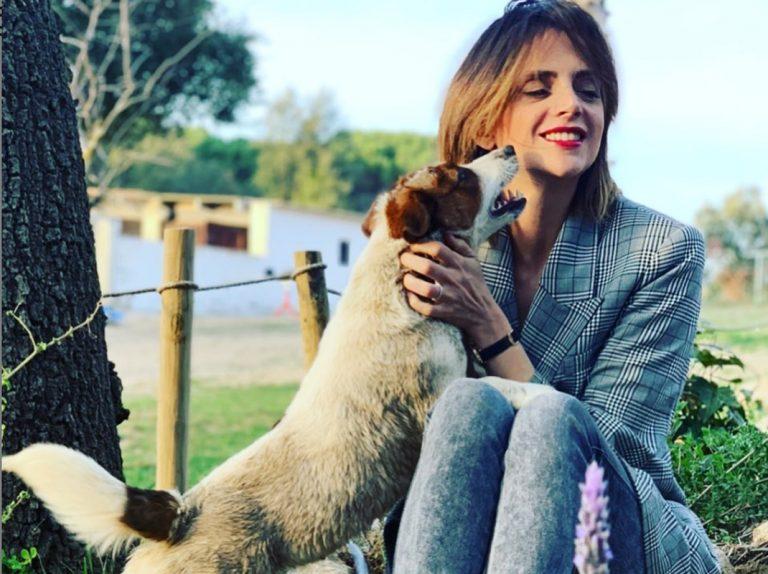 Macarena Gómez desvela el triste final de su perra desaparecida