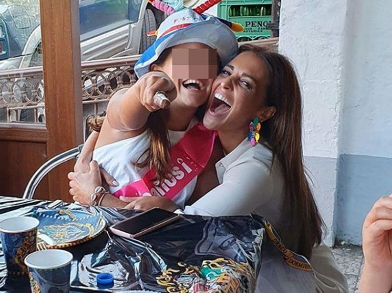 Paula Echevarría celebra el 11º cumpleaños de su hija Daniella por adelantado