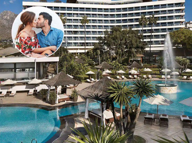 Así es el hotel de lujo en el que se alojan Paula Echevarría y Miguel Torres en Marbella