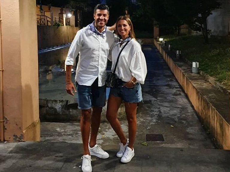 Paula Echevarría y Miguel Torres pasean su amor por Asturias
