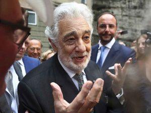 Plácido Domingo rompe su silencio tras el escándalo