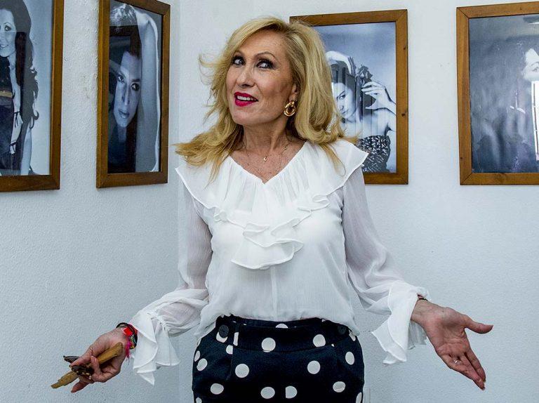 Rosa Benito se posiciona a favor de Olga Moreno y habla de su guerra con Rocío Carrasco