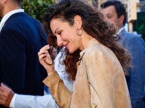 En SEMANA, Telma Ortiz consolida su amor con el abogado Gavin Bonnar