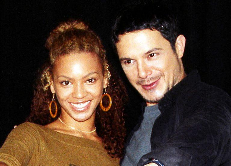 El día en que Beyoncé le puso ojitos a Alejandro Sanz
