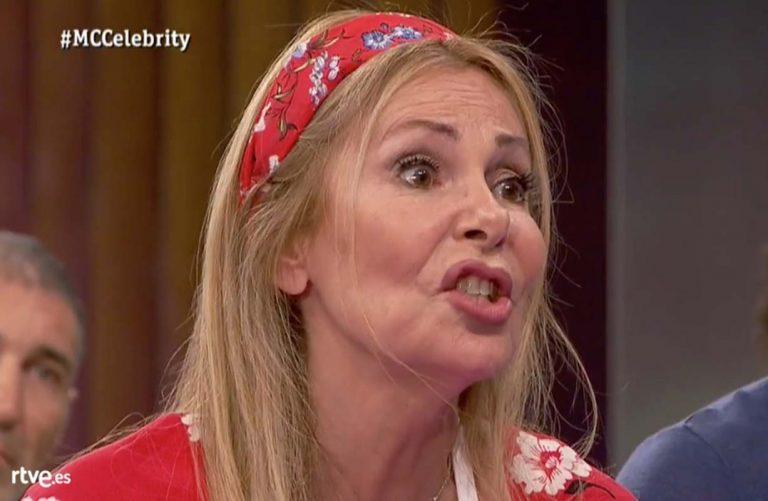 'Masterchef Celebrity 4': Las emotivas palabras de Jordi Cruz a Ana Obregón