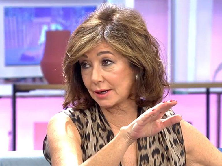 Ana Rosa Quintana ataca a Irene Rosales por su trato a Chabelita Pantoja
