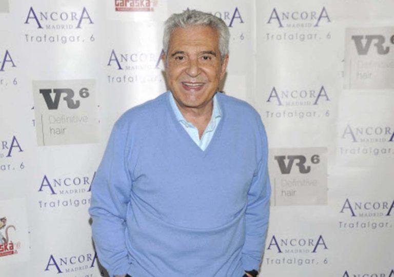 Andrés Pajares habla de su primera relación sexual «a los cuatro años»
