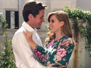 Beatriz de York y Edoardo Mapelli ya tienen padrino para su boda