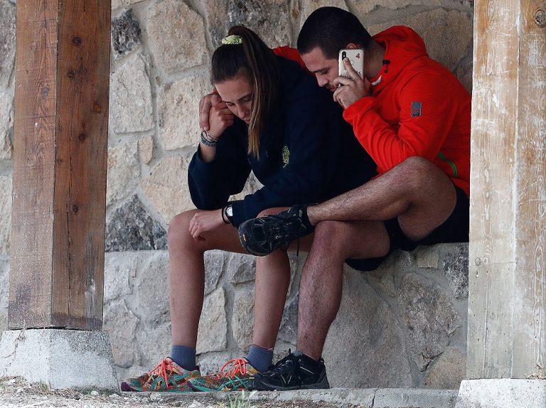 Los hijos de Blanca Fernández Ochoa, angustiados cuando continúa la búsqueda de su madre