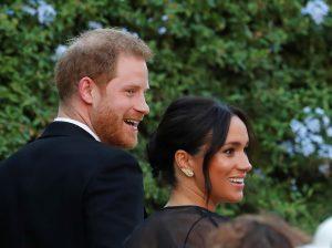 Los duques de Sussex, invitados estrella en la boda de Misha Nonoo y Michael Hess