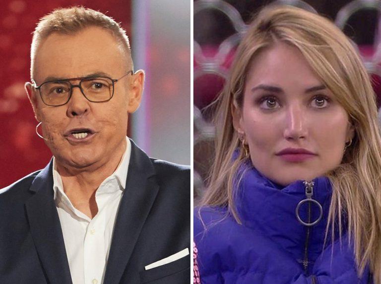 'GH VIP 7': Jordi González y Alba Carrillo se reconcilian después de tres años enfrentados