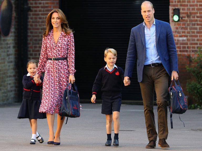 El colegio de los hijos de Kate Middleton, en jaque por una inesperada avalancha
