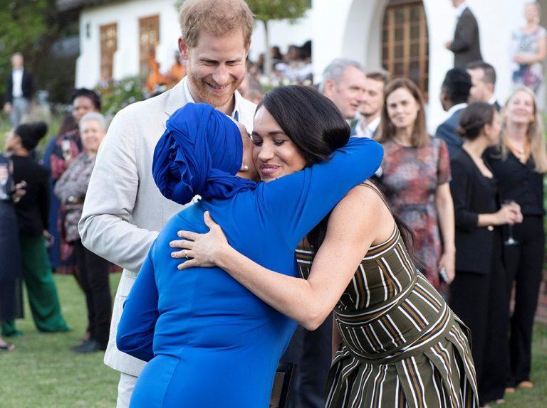 Meghan Markle y el Príncipe Harry se confirman como maestros en romper el protocolo