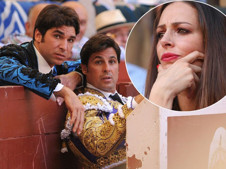 Eva González se pronuncia sobre el supuesto enfado entre Fran Rivera y Cayetano Rivera