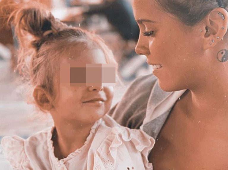 Fotos del día: Gloria Camila comparte una foto junto a su sobrina, María del Rocío