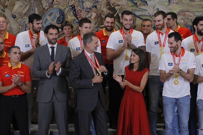 Selección de Baloncesto: el motivo por el que 'estropearon' el cumpleaños de Letizia