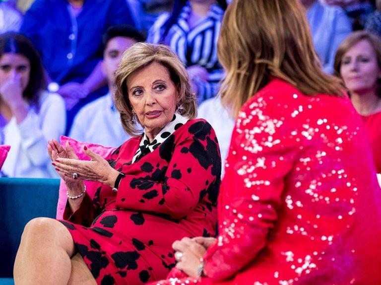 María Teresa Campos se pronuncia, por fin, sobre los rumores de infidelidad de Bigote Arrocet