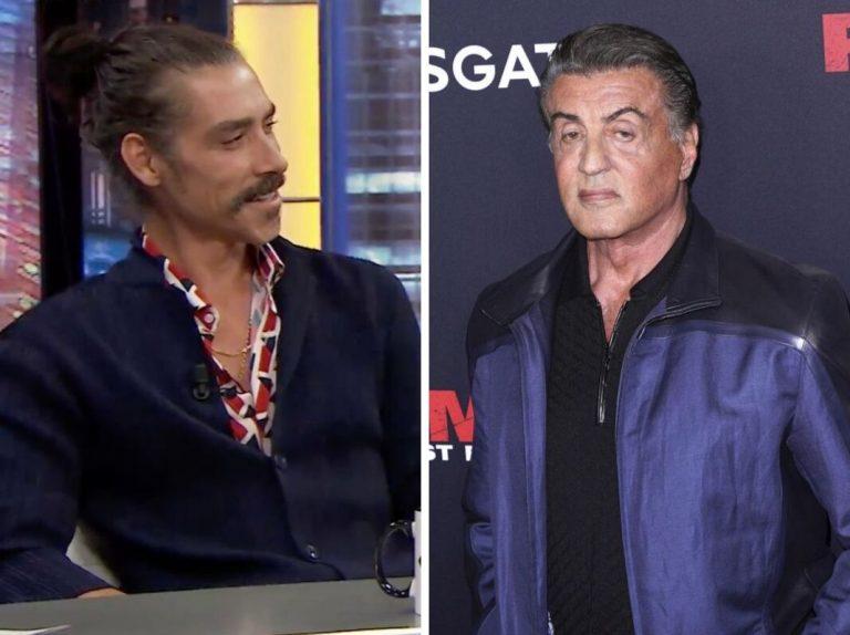 'El Hormiguero': Óscar Jaenada revela cómo fue trabajar con Sylvester Stallone