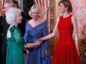 Lo que de verdad opinaba la duquesa de Alba sobre la reina Letizia