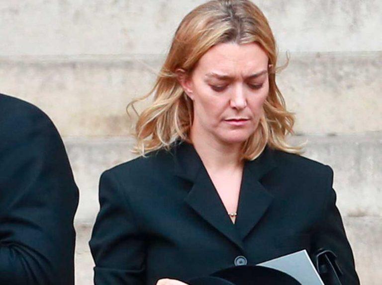 Marta Ortega, rota de dolor, viaja a París para despedir a Peter Lindberght