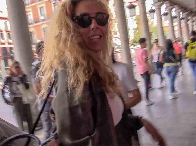 Rocío Carrasco reaparece tras el aterrizaje de su ex y su hija en la televisión