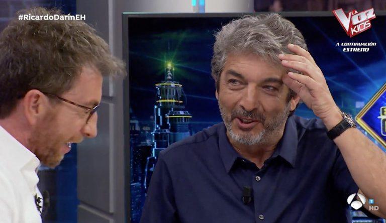 La dolorosa pullita de Pablo Motos a Ricardo Darín