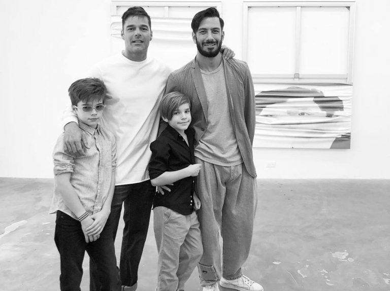 Ricky Martin y Jwan Yosef serán padres de nuevo: así es su original familia