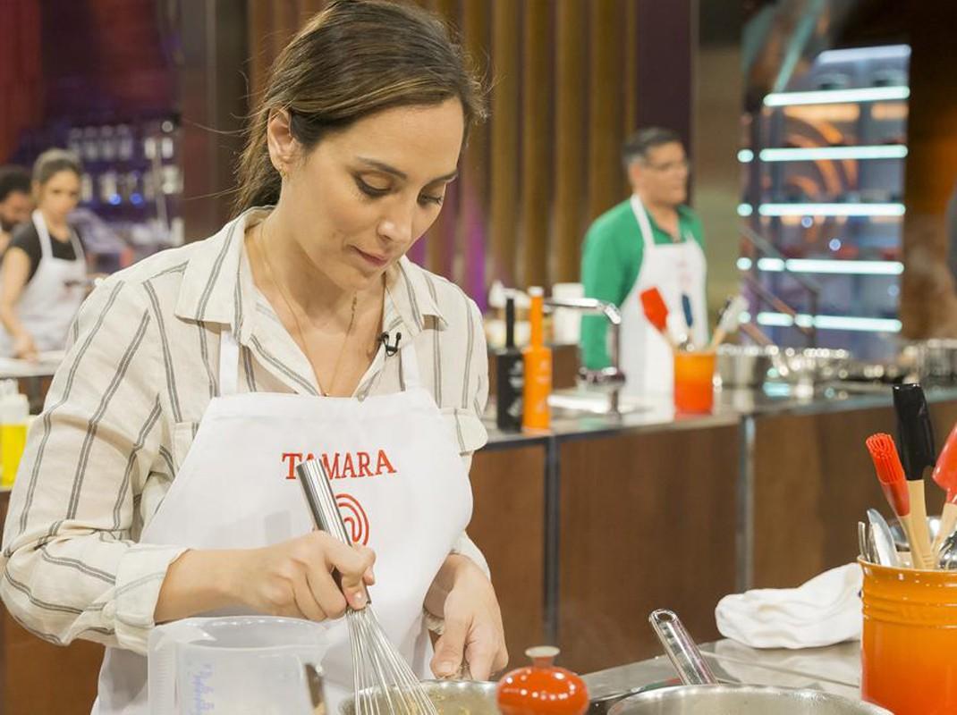 Tamara Falcó Masterchef (1)