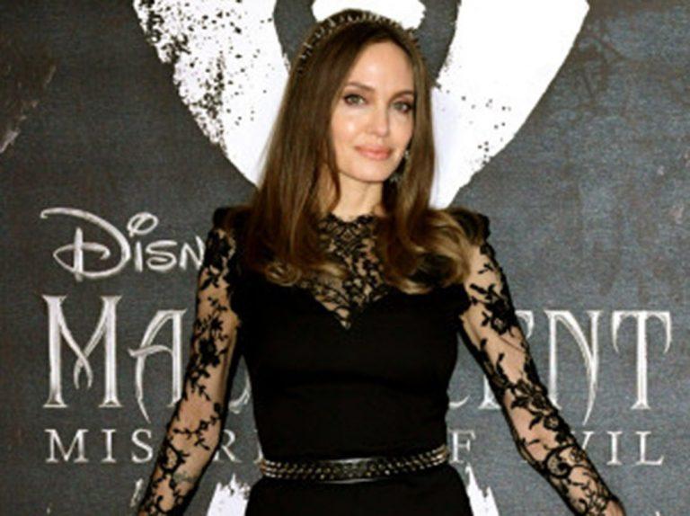 Angelina Jolie aterriza en nuestro país para rodar su última película