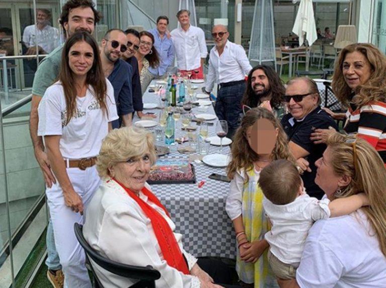 Fotos del día: El primer cumpleaños de Noah, el hijo de Elena Furiase
