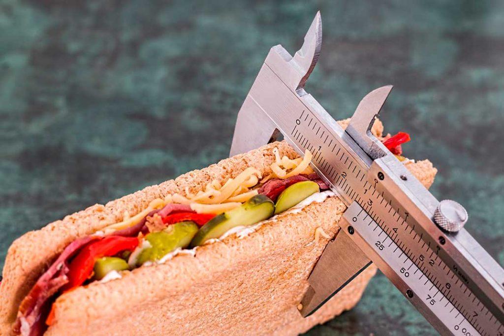 en que consiste una dieta de 2000 calorias