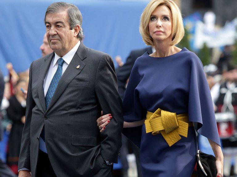 Francisco Álvarez Cascos y María Porto se separan tras 15 años juntos