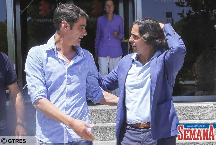 Jesulín de Ubrique y Francisco Rivera Ordóñez