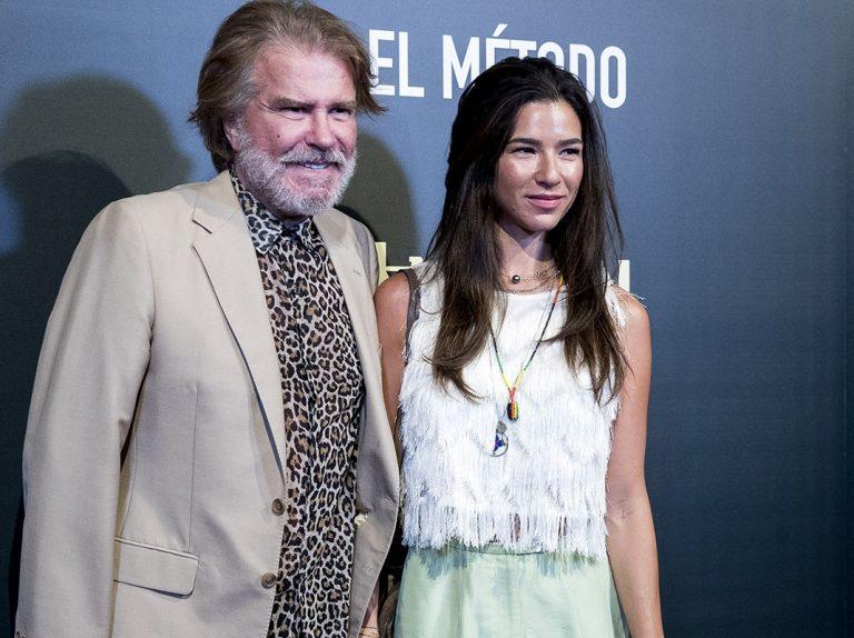 Bigote Arrocet reaparece en muy buena compañía, junto a su hija Estefanía
