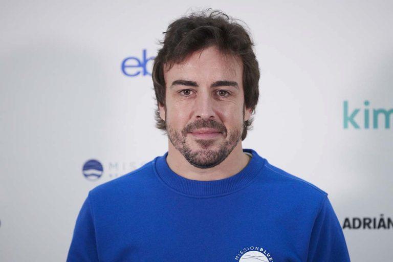 'El Hormiguero': Fernando Alonso habla de su faceta como empresario de moda sostenible