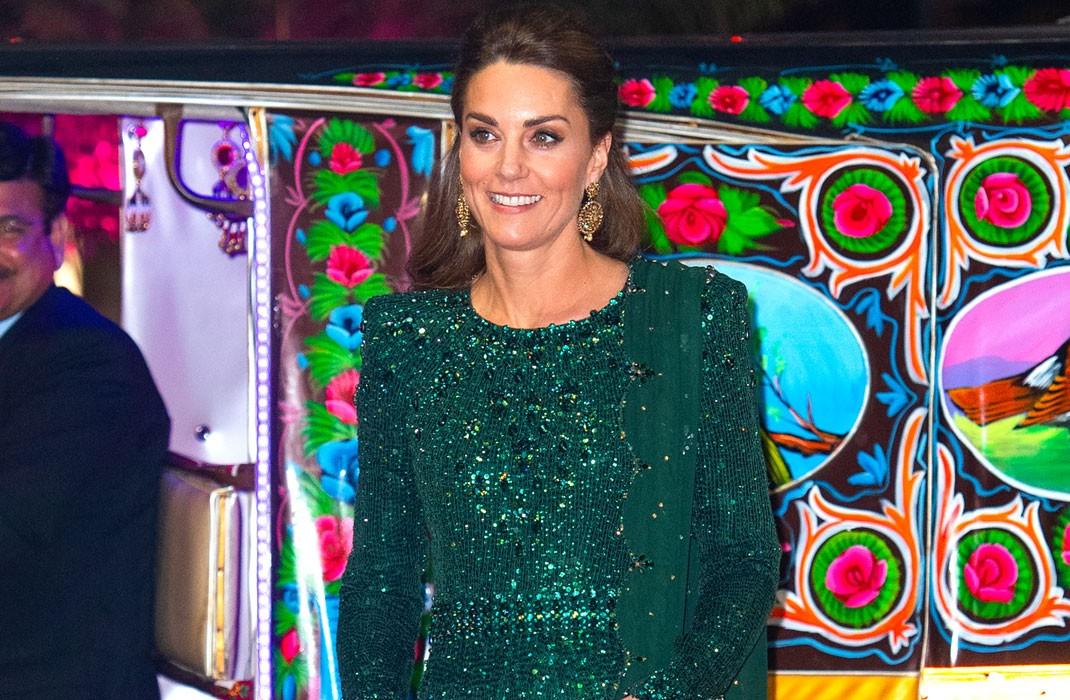 Kate Middleton, la mujer de Guillermo