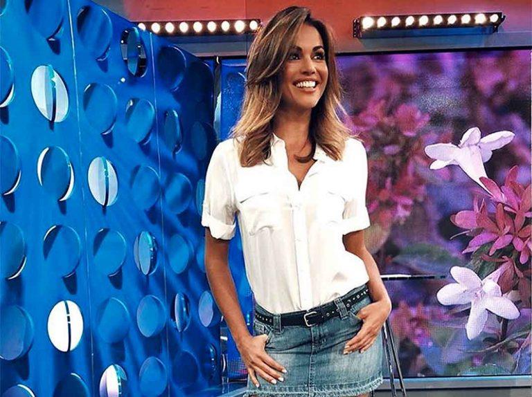 Fotos del día: el cambio de look de Lara Álvarez