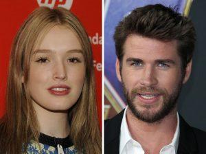 Liam Hemsworth olvida a Miley Cyrus con otra mujer