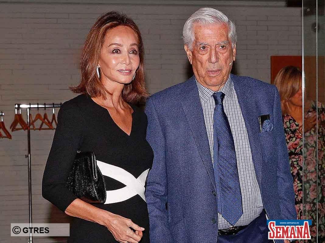 Mario Vargas Llosa, usando bastón. Te contamos qué le pasa