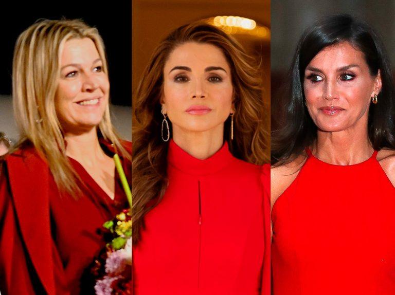 Se confirma la tendencia creada por Letizia: primero fue Rania de Jordania y ahora Máxima de Holanda