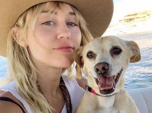 El dardo envenenado de Miley Cyrus a sus ex, Liam Hemsworth y Kaitlynn Carter
