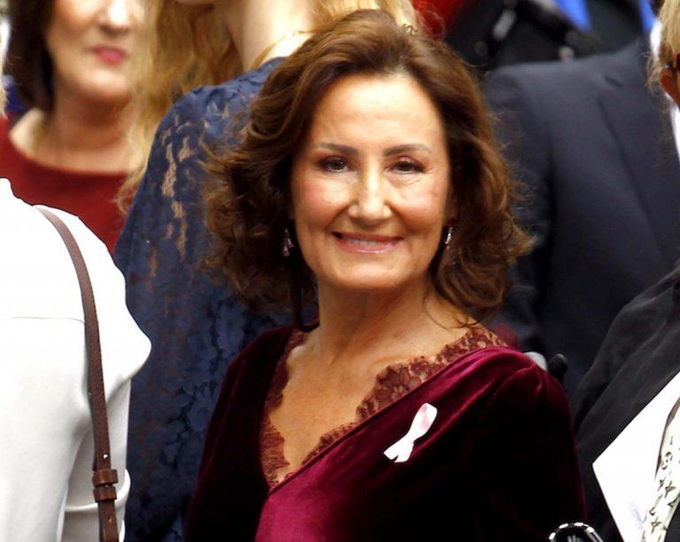 Premios Princesa de Asturias: Paloma Rocasolano, una abuela deslumbrante