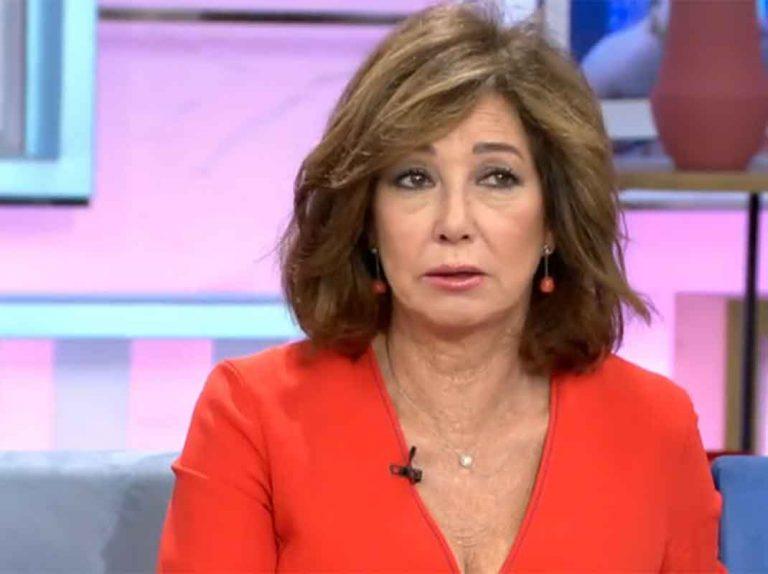 Ana Rosa Quintana critica el comportamiento del hijo de Camilo Sesto